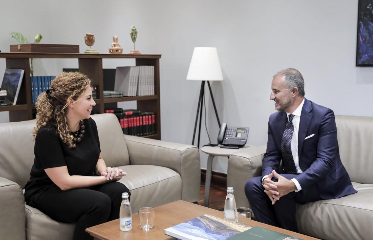 Soreca thanked Albania for hosting Afghan citizens