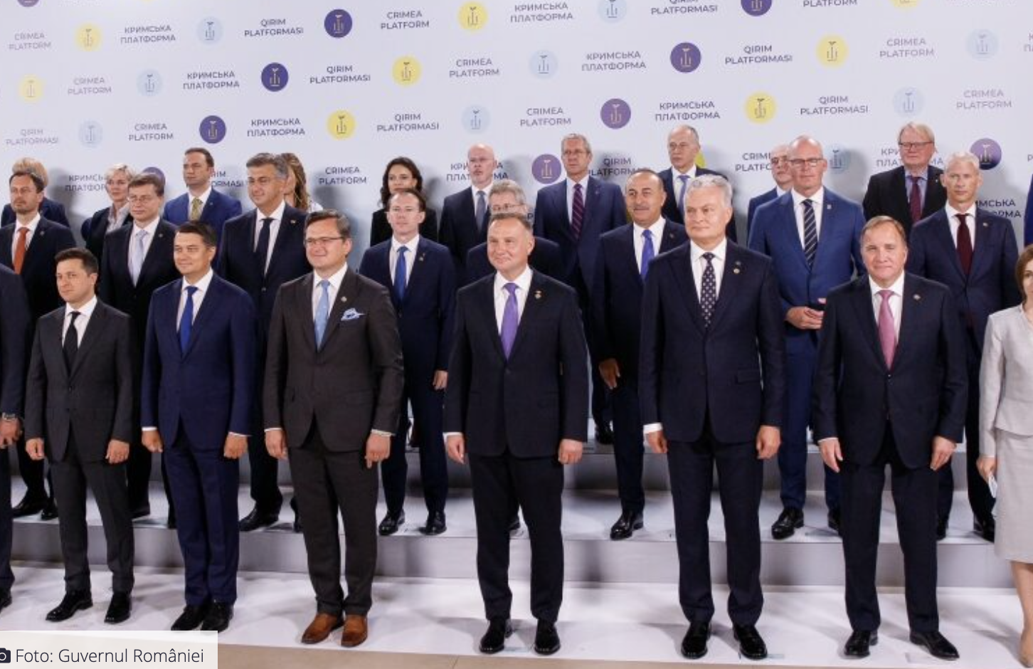 Romania: Reactions to Hungarian President's Statements at Kiev Summit