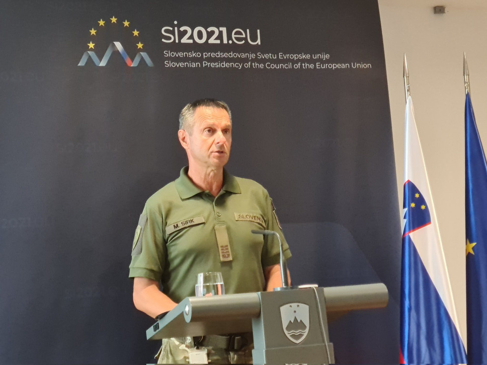 Slovenia: Defence ministers will discuss the situation in Afghanistan and the Strategic Compass