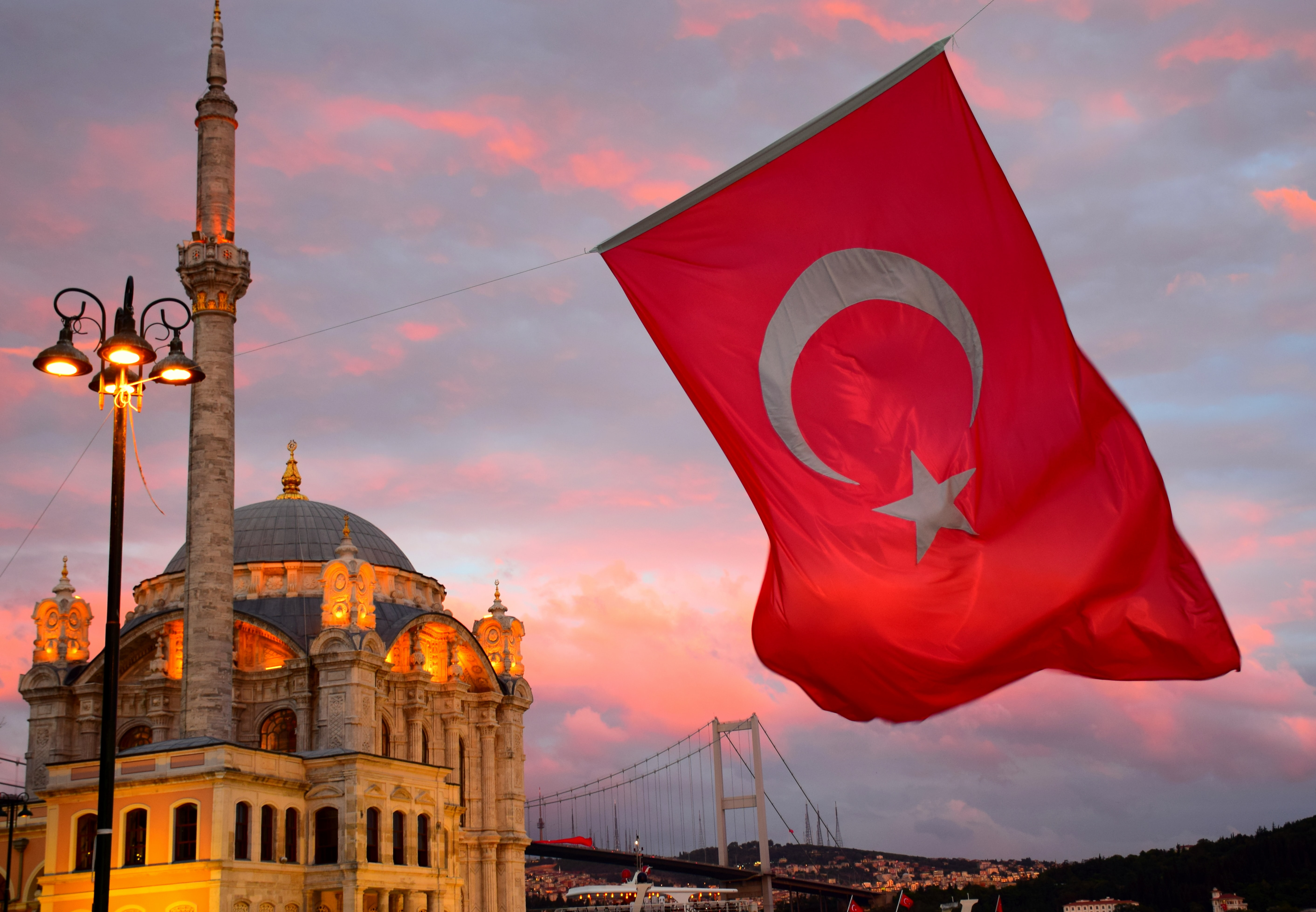 Internationally isolated and with a collapsing economy Turkey