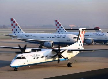 Airbus to present new aircraft to Croatia Airlines