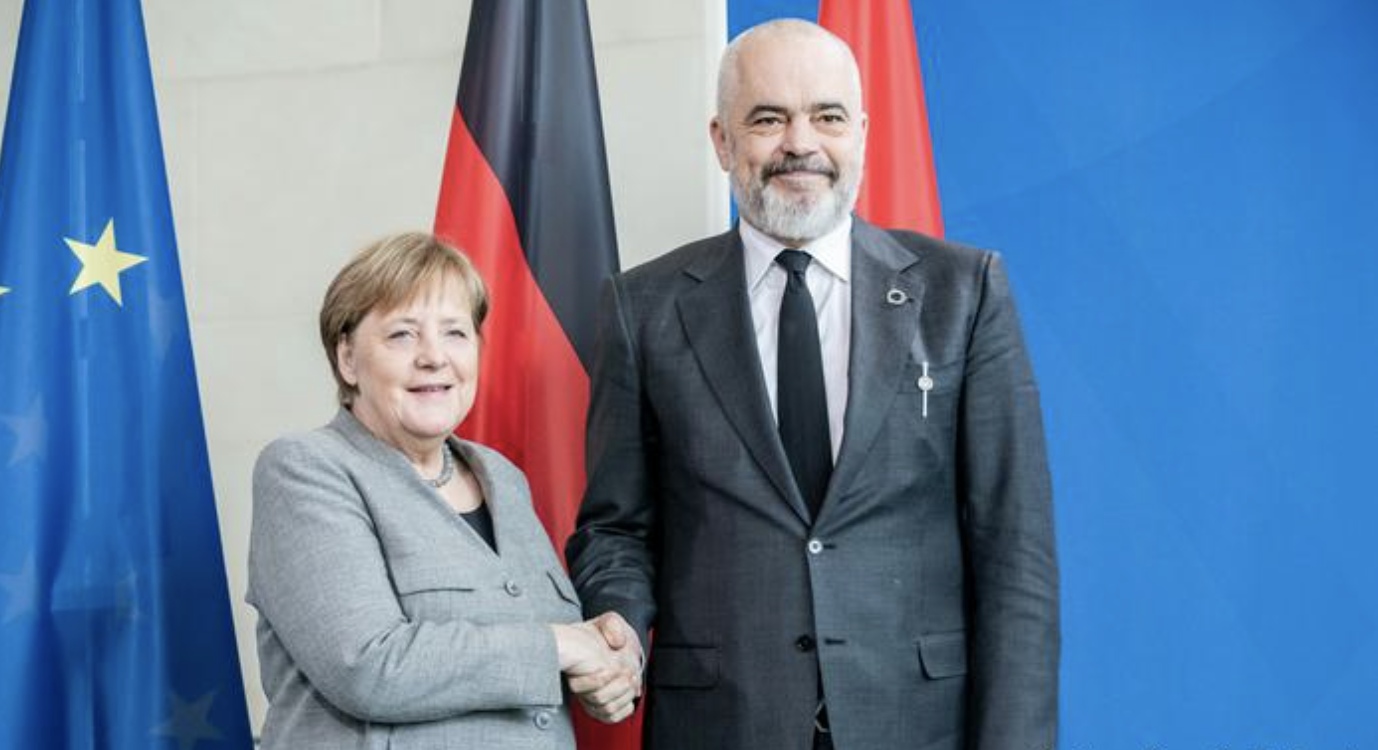 Albania: Chancellor Merkel in Tirana today, the agenda of meetings