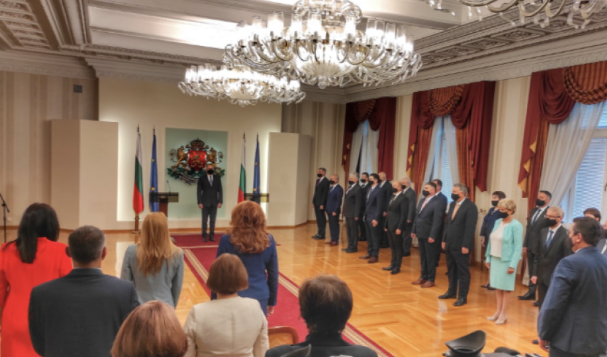 Bulgaria: New caretaker government to hold early elections on 14 November unveiled