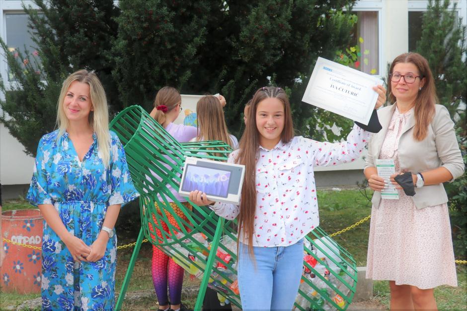 BiH: OSCE awarded recycling ideas