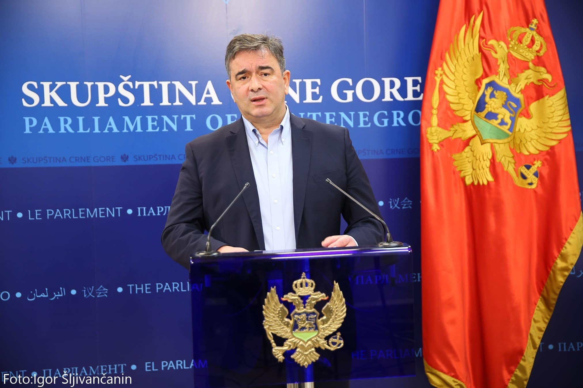 Montenegro: Medojević believes that the government has made a catastrophic mistake