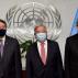 Cyprus: Anastasiades-Guterres-Tatar informal meeting took place in New York