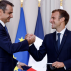 Greece: Strategic partnership agreement with France, indefinite renewal of the defence agreement with the USA