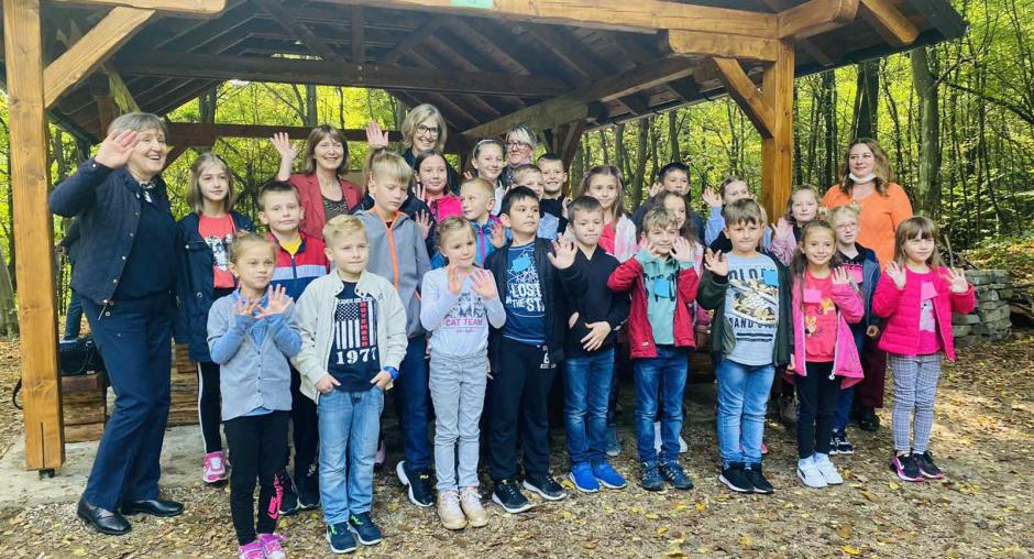 BiH: OSCE Mission supported Classroom of Peace