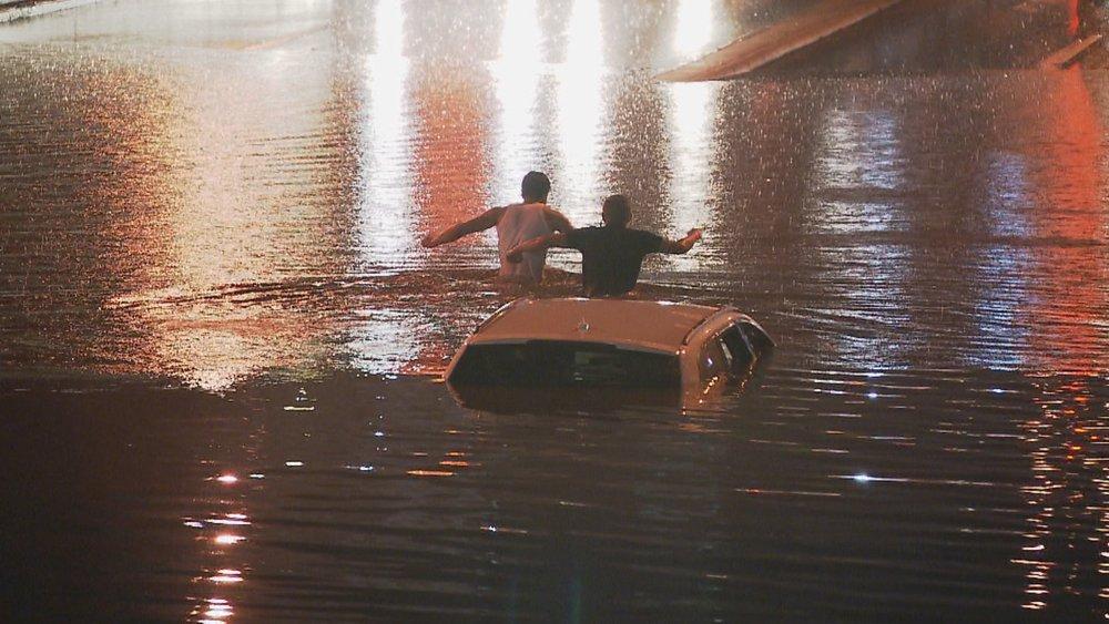 Slovenia: Heavy rains flooded Ljubljana