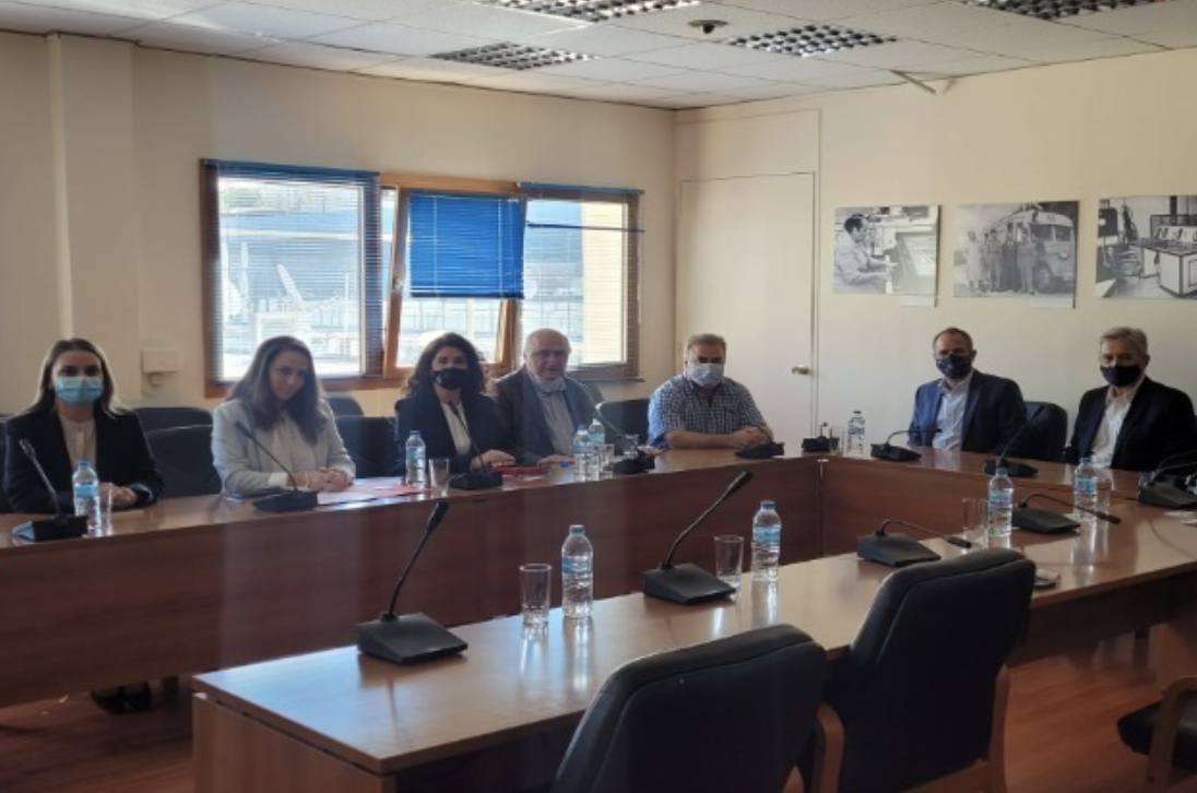 RTSH -ERT sign memorandum of cooperation