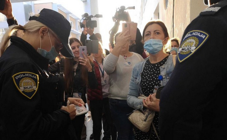 Croatia: Citizens continue with protest, the government does not step back