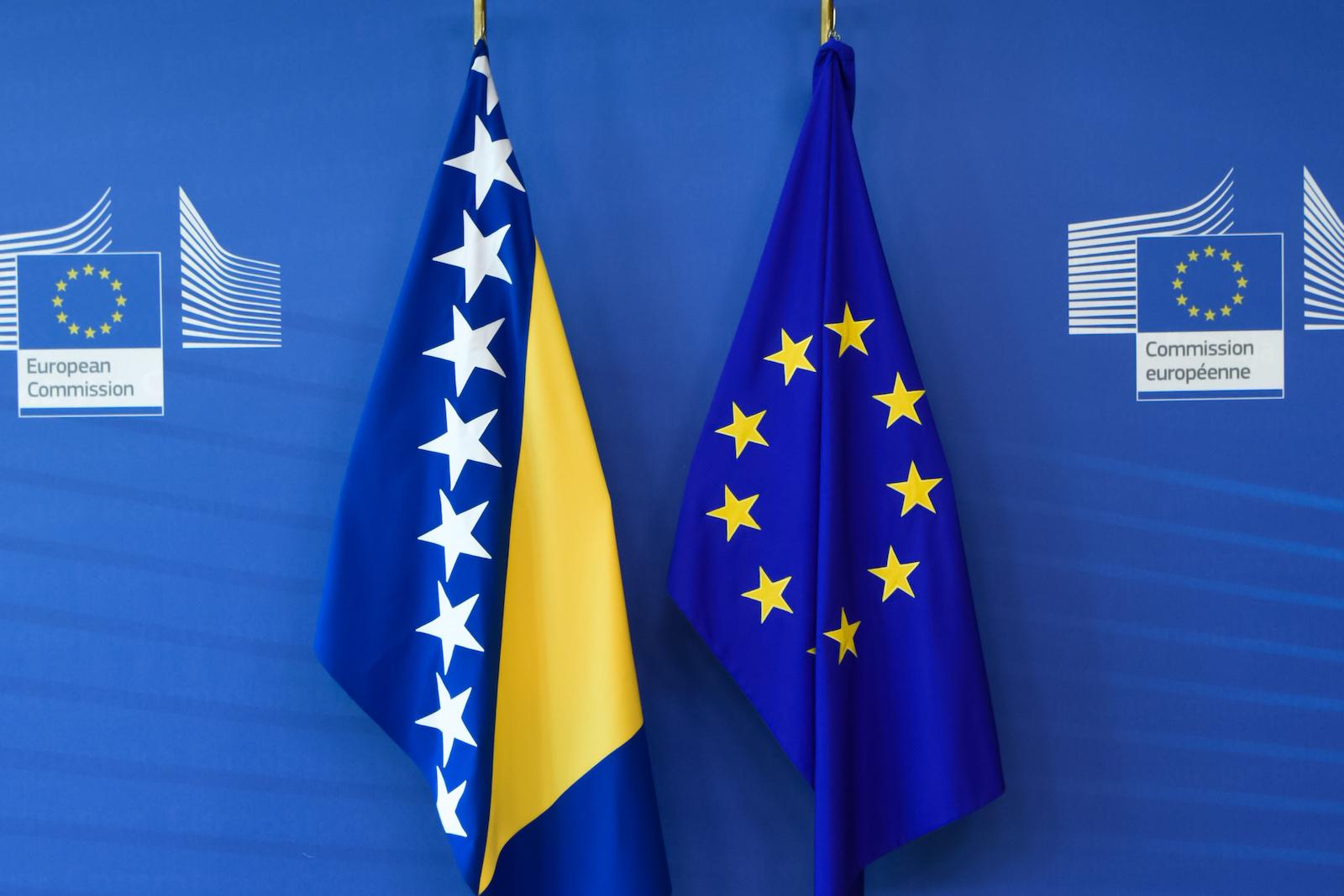 BiH: €125 million in macro-financial assistance (MFA) for Bosnia and Herzegovina
