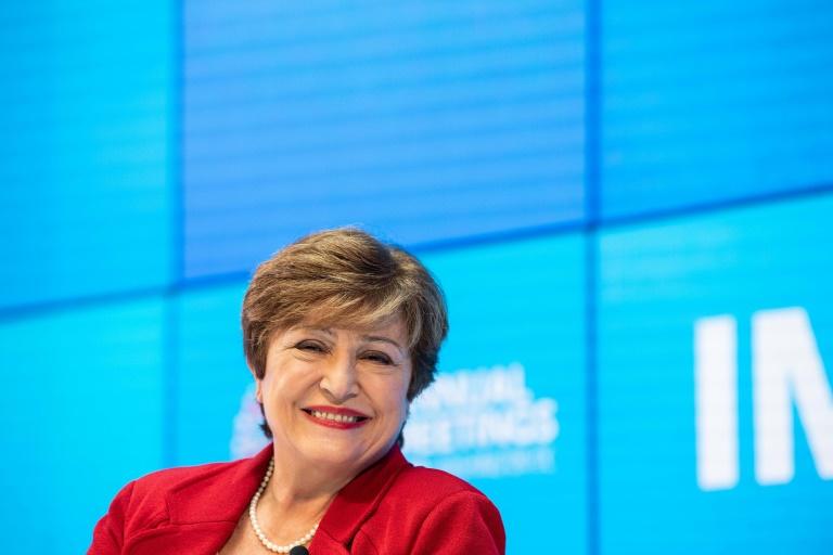 The IMF Board has full confidence in Managing Director Georgieva