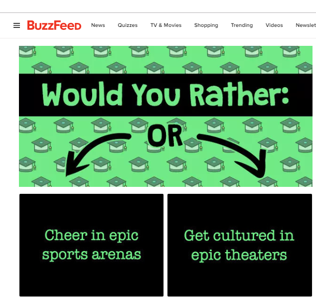 buzzfeed photo screenshot