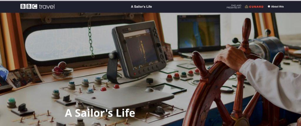screenshot për udhëtime sailor's life pic