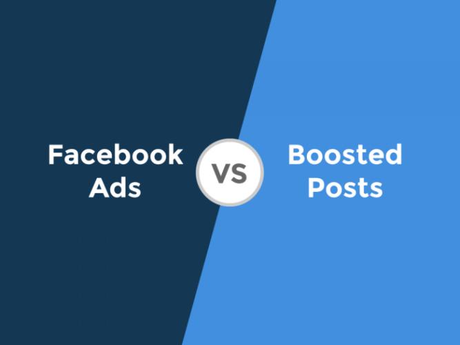Facebook Boosting dhe Facebook Ads- Çfarë kanë të përbashkët dhe cilat janë dallimet?