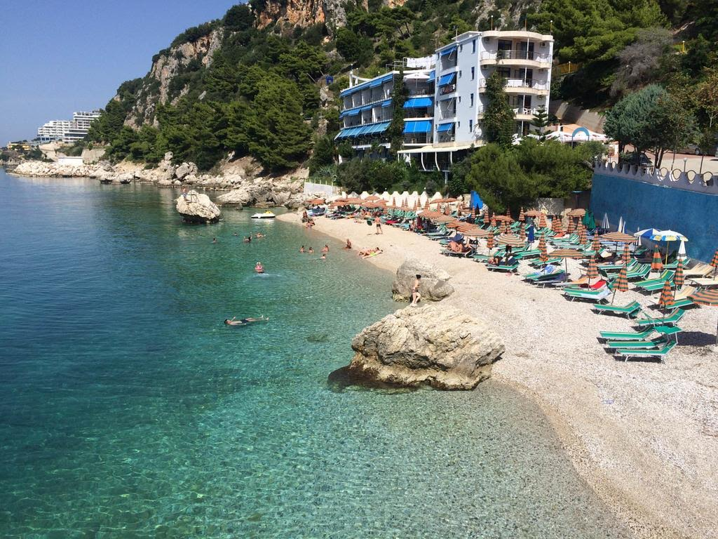Tourism, number of people leaving is greater than the number of people visiting Albania for holidays