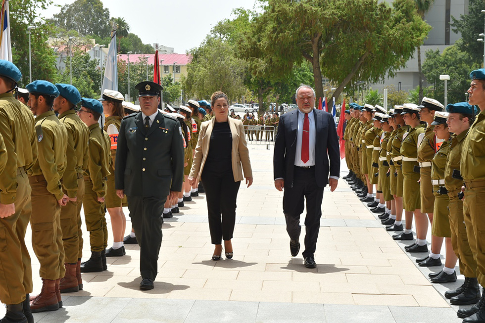 The first visit of an Albanian Defence minister in Israel
