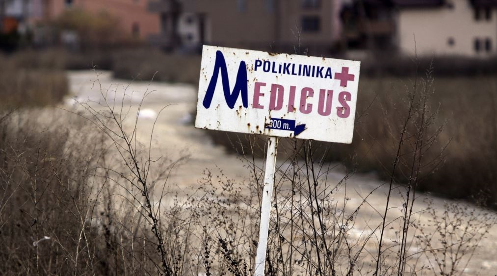 """Kosovo: Two people convicted over """"Medicus"""" case"""