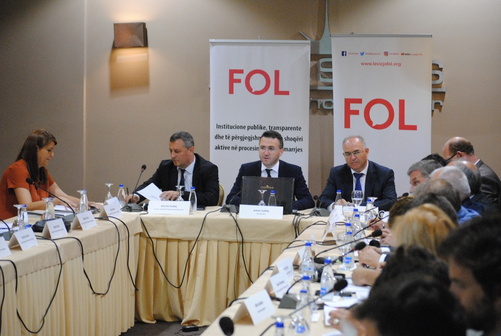 Corruption remains a challenge for Kosovo's institutions