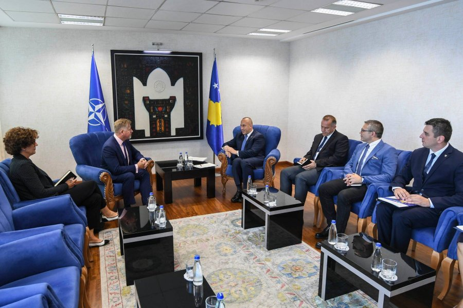 Kosovo is aiming to become part of NATO and UN