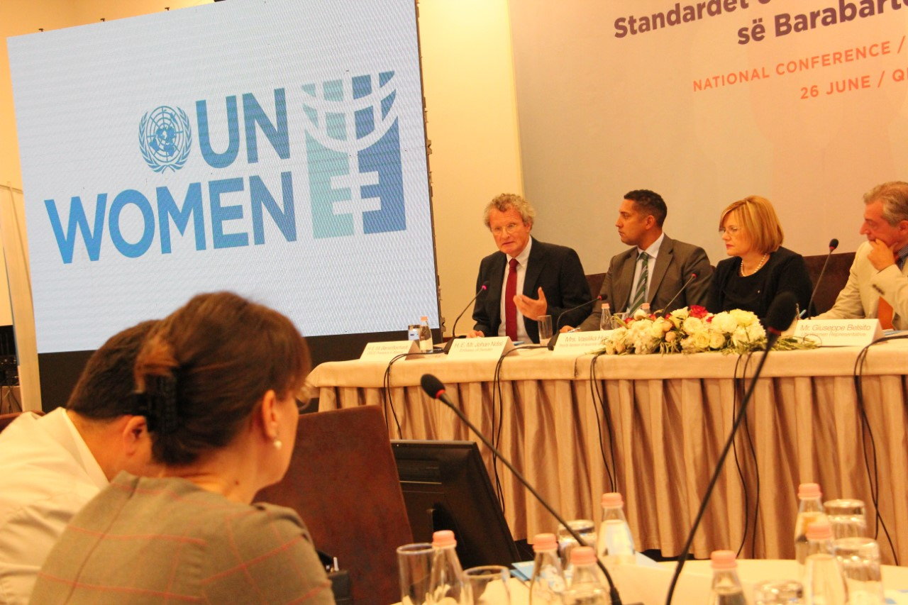 OSCE urges Albania to respect gender equality in the elections