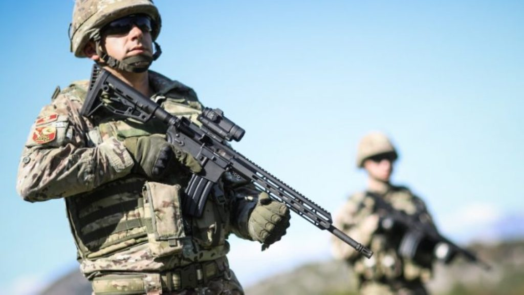 Montenegro may send troops to Kosovo