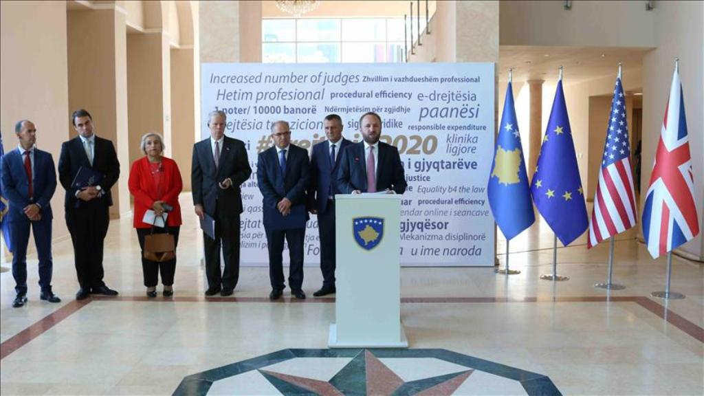Kosovo with a new strategy for the reformation of the justice system