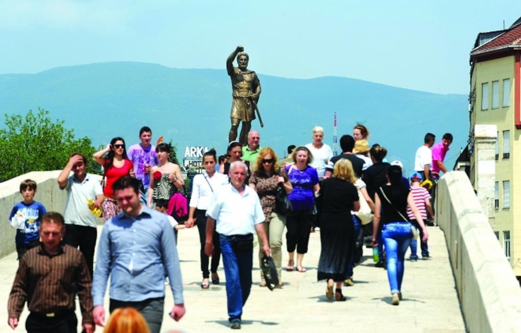 Fillon pilot regjistrimi i popullsisë në Maqedoninë e Veriut