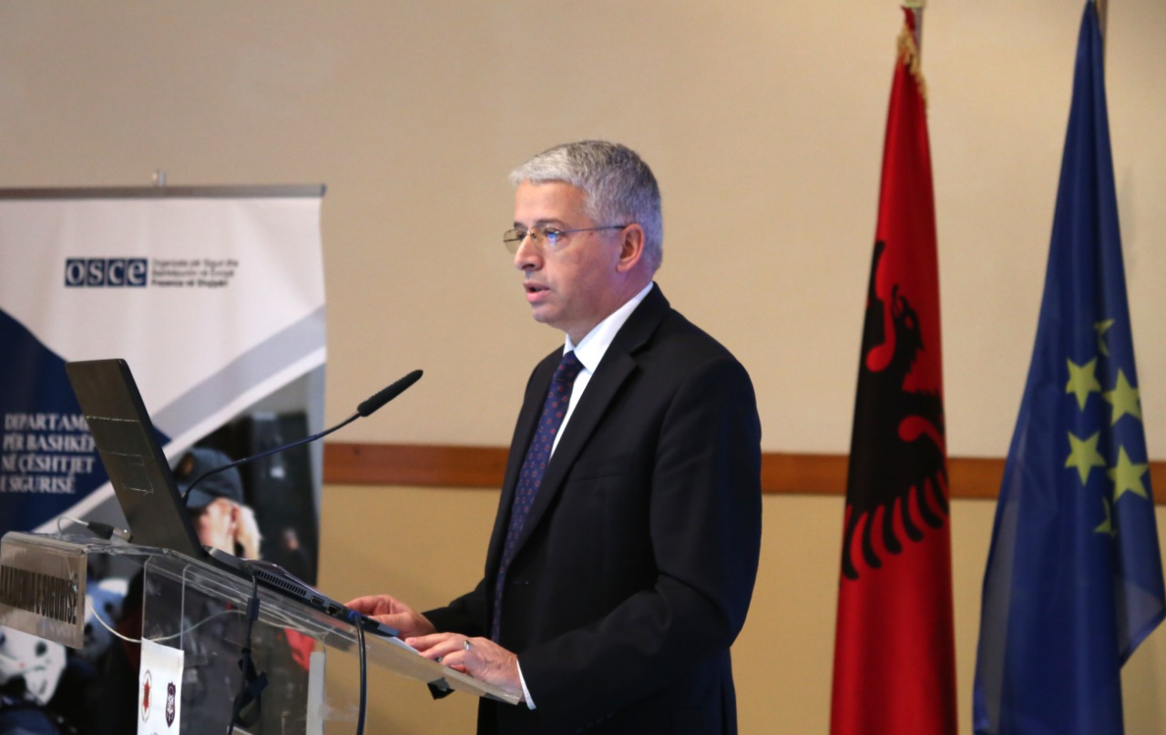 Albanian Interior minister: Cyber crime is a great factor of risk for Albania