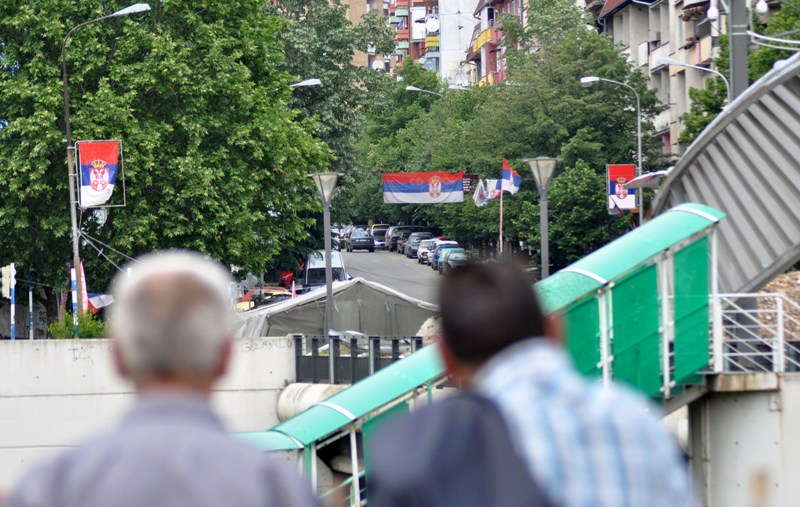 The union between the two parts of Mitrovica has been proposed