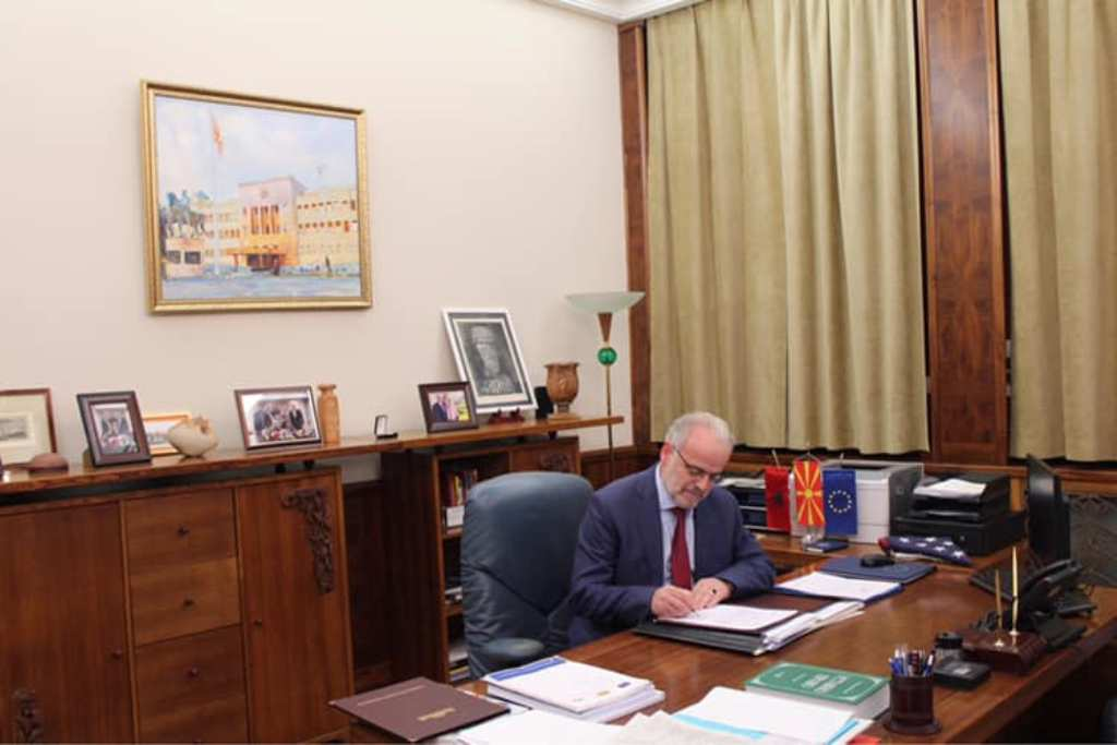 North Macedonia: Law on foreign languages enters into force