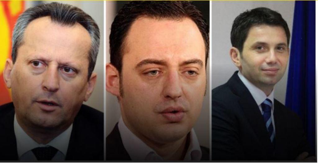 Arrestohen ish-kryeparlamentari Veljanovski dhe dy ish-ministra