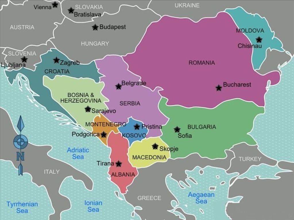 Ballkani mes luftës dhe paqes