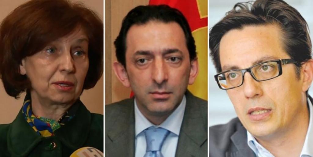 Kandidatët për president me mesazhet e para, çështjet etnike dhe politika e jashtme