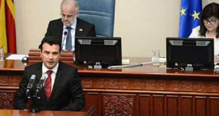 """Zaev paralajmëron """"spastrime"""" në Qeveri"""