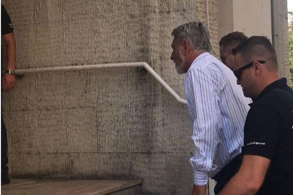 """Arrestohet kryetari i partisë """"GROM""""në Maqedoninë e Veriut"""