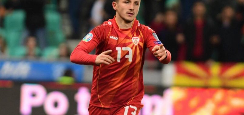 Maqedonia e Veriut siguron një pikë përballë Sllovenisë