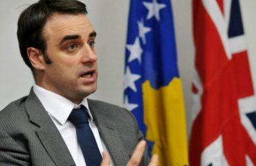 O'Connell: Marrëveshja mes Serbisë dhe Kosovës të jetë e mirë , por jo e shpejtë