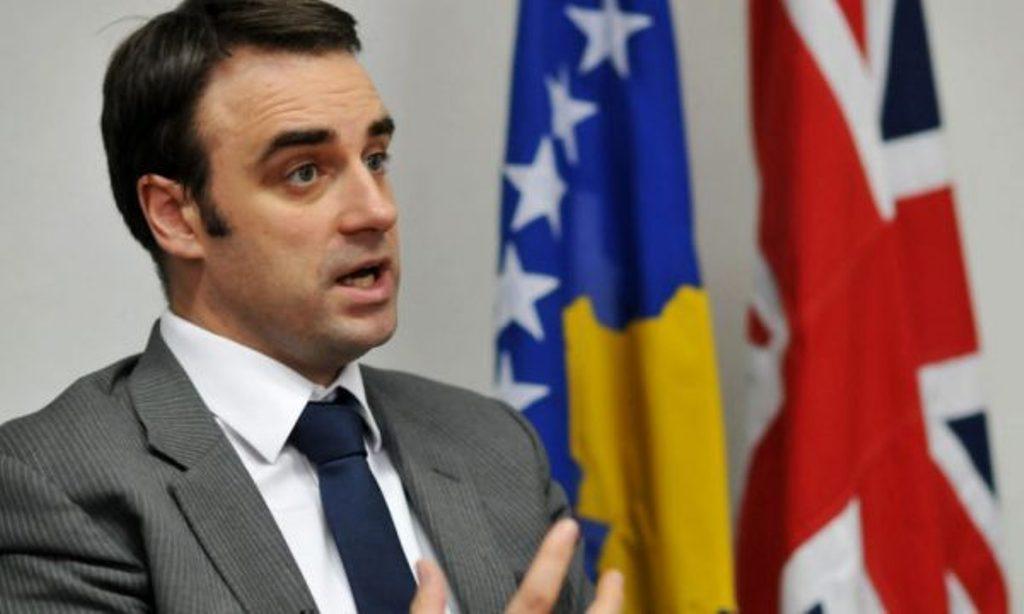 O'Connell: S'ka marrëveshje Kosovë-Serbi nga takimi i 29 prillit