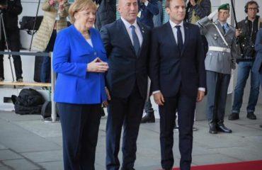 Kërkesat e Kosovës në samitin e Berlinit