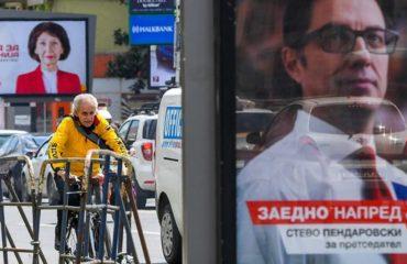Fundi i fushatës, Pendarovski dhe Siljanovska në garë të ngushtë