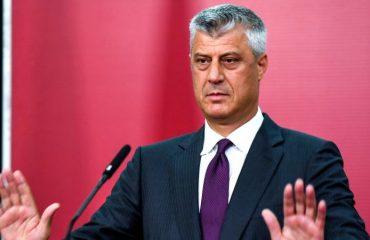 Presidenti Thaci kërkon që Lugina e Preshevës ti bashkohet Kosovën