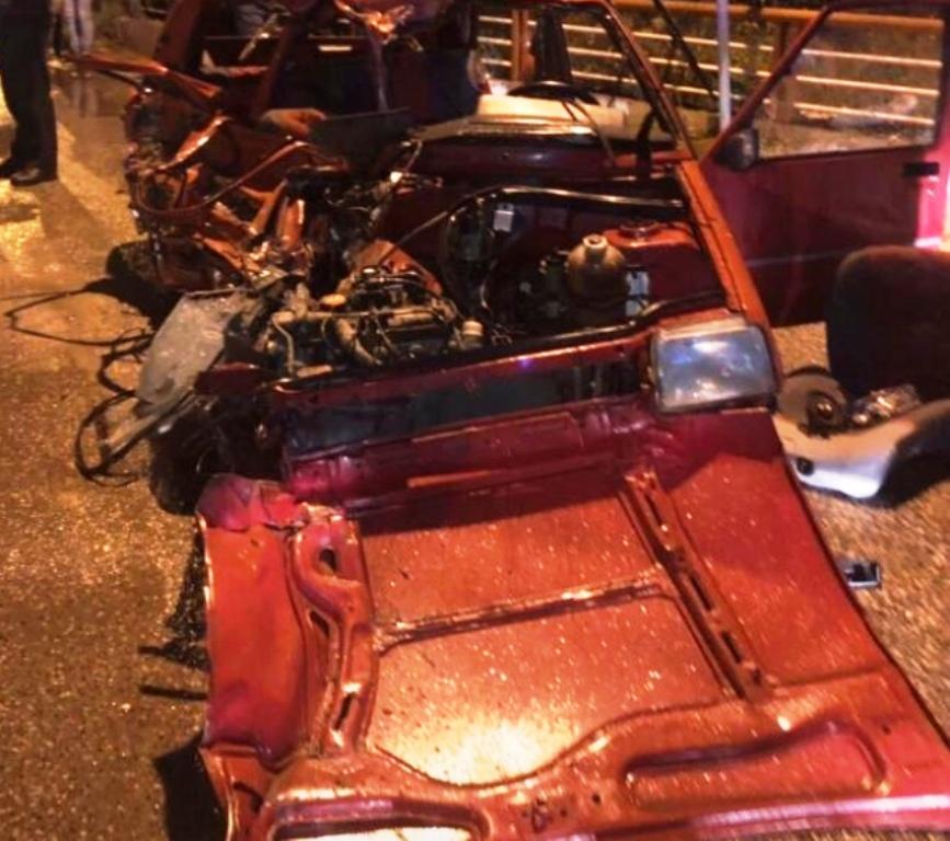 5 veta humbin jetën në një aksident fatal në Shkup