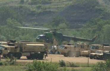 """Stërvitja ushtarake """"Goditja Vendimtare"""" nisi sot në Shkup"""
