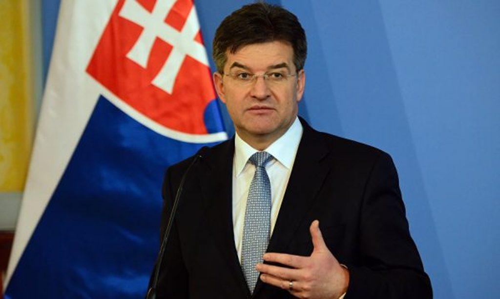 Lajçak: Dialogu ndërmjet Prishtinës dhe Beogradit duhet të vazhdojë