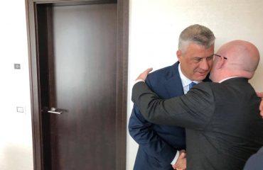 Thaçi: Proces i vështirë por mund të arrijmë marrëveshje me Serbinë