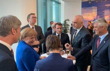 Samiti i Parisit drejtë dështimit