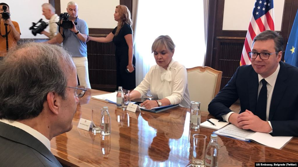 Engel: Marrëveshja Kosovë-Serbi sjellë paqen në Ballkan