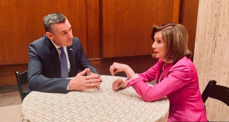 Kongresi Amerikan mbështetje të fuqishme për Kosovën